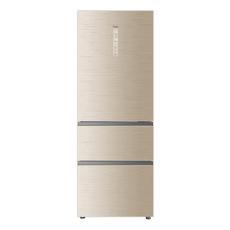 海尔(Haier)冰箱家用三门 双变频风冷无霜 干湿分储 325升BCD-325WDGFU1