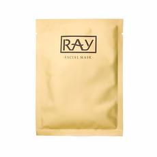 泰国 【泰版】RAY 金色修复痘印提拉紧致面膜10片 香港直邮