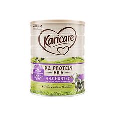 2罐装【新西兰】可瑞康 A2蛋白婴幼儿奶粉2段(6-12个月)900g/罐(万博Manbetx官网仓发货)