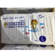惠氏超薄干爽紙尿褲L碼60片