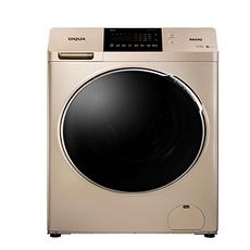 帝度7公斤變頻滾筒家用全自動洗衣機 凱撒金DFC10724OG(DIQUA)