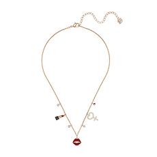 Swarovski 施华洛世奇 女士多色混合电镀项链 5409471