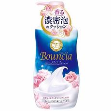 日本 COW牛乳 石堿優雅花香沐浴露 550ML 保稅區郵