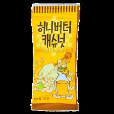 【韩国】汤姆农场 蜂蜜黄油腰果 30g