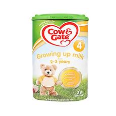 【英国】牛栏 婴幼儿奶粉 4段(2岁以上) 800g (万博Manbetx官网仓发货)
