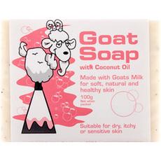 【澳大利亚】Goat Soap羊奶皂(椰子油)