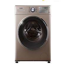 惠而浦(whirlpool)10公斤變頻臭氧除菌WIFI全自動滾筒洗衣機WG-F100887BCIEP