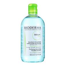 [法國]貝德瑪 Bioderma 凈妍潔膚卸妝水 500ml 藍水 (國際版和法國版隨機發貨)