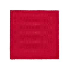 GUCCI 古馳 女士紅色色羊毛真絲混紡圍巾 429528-3G932-6400