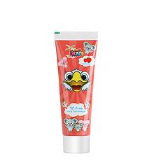 【德国】德露宝 儿童牙膏(草莓味)80g