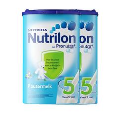 2罐装【荷兰】牛栏婴儿配方奶粉5段(24-36个月宝宝) 800g 万博Manbetx官网仓发货