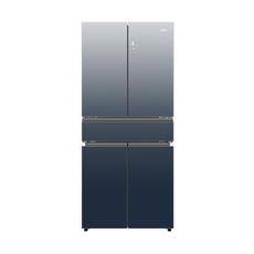 海尔(Haier)475升 变频风冷无霜多门冰箱 智能大屏娱乐 除菌 干湿分储 BCD-475WDCEU1