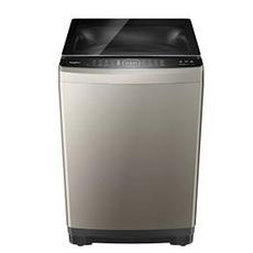 惠而浦(whirlpool)朗净系列10公斤全自动波轮家用洗衣机WVD101521BRG流沙金