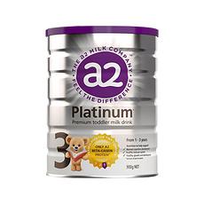 【新西兰】A2 白金版婴幼儿配方奶粉 3段(12个月以上) 900g (万博Manbetx官网仓发货)