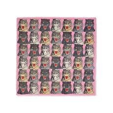 GUCCI 古馳 象牙色羊毛女士圍巾 476502-3G167-5800
