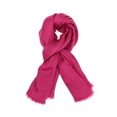GUCCI 古馳 玫紅色羊毛女士絲巾 429528-3G932-5600