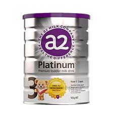 【新西兰】A2 Platinum酪蛋白婴儿奶粉3段(1-3周岁宝宝)900g/罐(南宁万博Manbetx官网仓发货)保质期2020.11.25