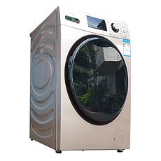 容声(Ronshen)XQG100-ND125BGN 10公斤全自动洗烘一体变频滚筒洗衣机
