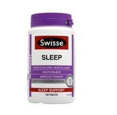 【澳大利亚】瑞思Swisse Sleep 睡眠片100粒/瓶  万博Manbetx官网仓发货