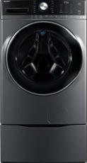 比佛利小天鹅(LittleSwan)洗衣机21公斤KG全自动别墅级大容量水魔方BVL1G210EY3 巴赫银 银色
