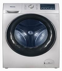 海信(Hisense)10公斤家用滾筒全自動洗衣機 大容量 XQG100-UH1453F