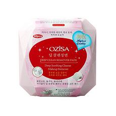 2件装 泰国 OZISA 卸妆巾 60片 香港直邮