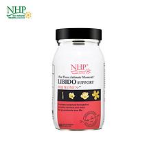 【英国】NHP 女性补肾美颜护肤玛卡胶囊 改善睡眠提高性功能 60粒 香港直邮