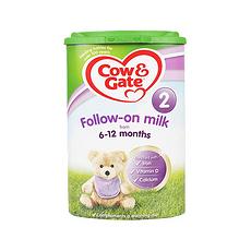 【英国】牛栏 婴儿奶粉 2段(6-12个月) 900g (万博Manbetx官网仓发货)