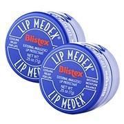 3件装 美国 BLISTEX碧唇 专业修护润唇膏小蓝罐 7g 香港直邮