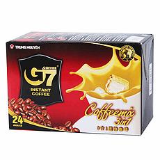【越南】中原G7 三合一咖啡384g 16g*24包
