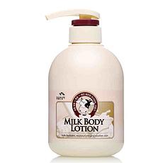 【韩国】所望 牛奶身体乳500ML