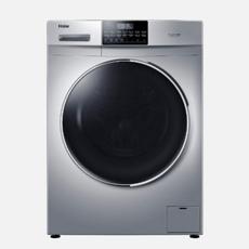 海爾(Haier) 10公斤變頻滾筒全自動洗衣機家用靜音 XQG100-HB12926 洗烘一體空氣洗