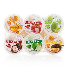 【马来西亚】素玛哥综合口味果涷(含椰纤果) 660g