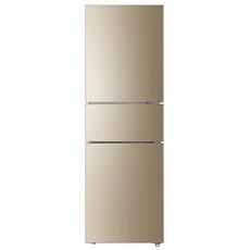 海爾(Haier)冰箱三門216升家用節能風冷無霜軟冷凍小型家用電冰箱海爾BCD-216WMPT