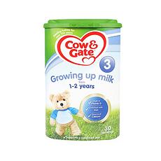【英国】牛栏 婴幼儿奶粉 3段 (1-2岁) 900g (万博Manbetx官网仓发货)